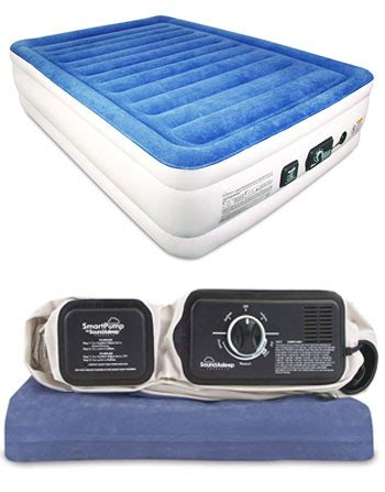 soundasleep cloud nine air mattress most comfortable air mattress top 8 the sleep studies
