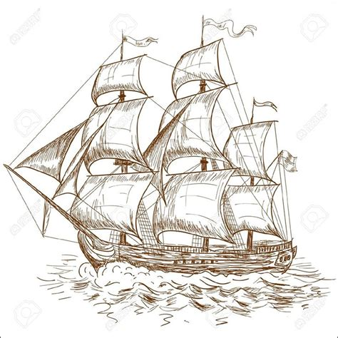 old boat drawing 17 best images about ocean on pinterest ship drawing