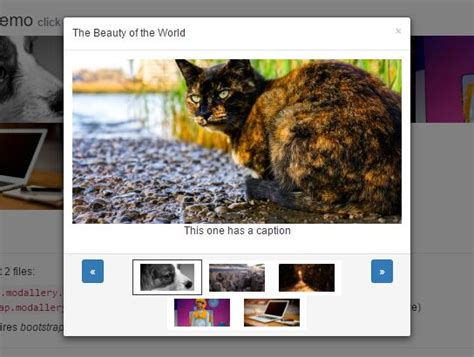 jquery mobile gallery responsive photo gallery with jquery and bootstrap 3