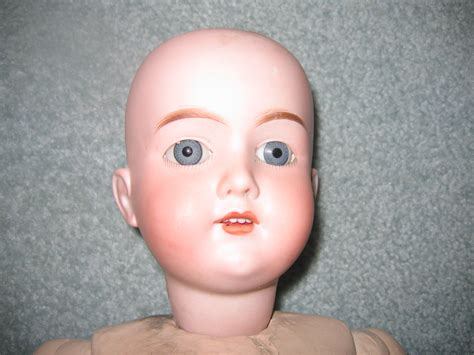 bisque doll appraisal antique armand marseille german composition jointed bisque