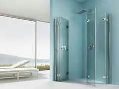 faltbare dusche bodengleiche dusche mit wegklappbaren glast 252 ren