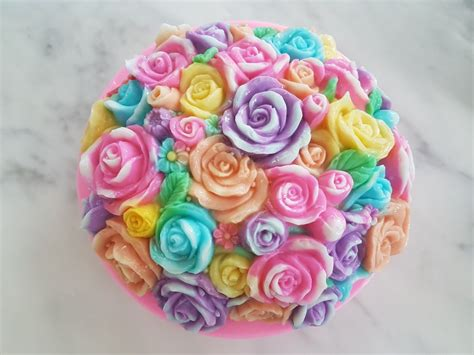 Ch Flower Jelly Mate yochana s cake delight bouquet of flower jelly for s day
