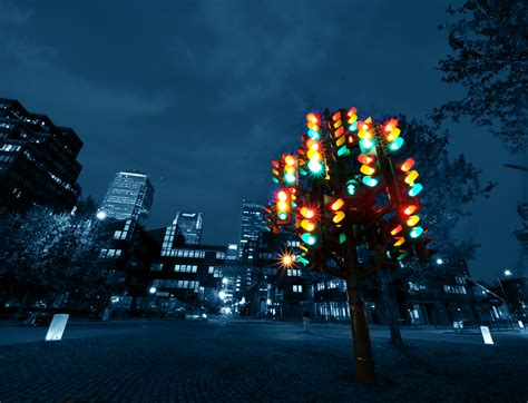 light tree quot in japan often refer to traffic lights as being