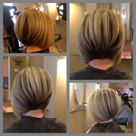 best aline bob haircuts front and back views collections of short hairstyles front and back view 2014