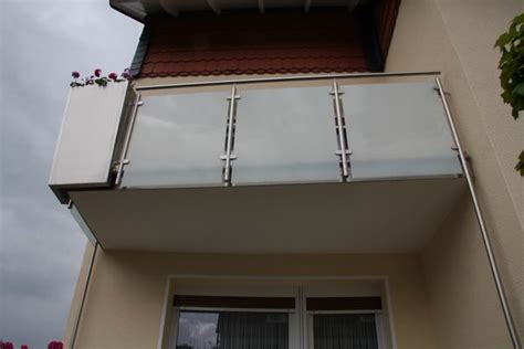 edelstahl balkongeländer mit glas balkongel 228 nder edelstahl glas 5 metallgestaltung