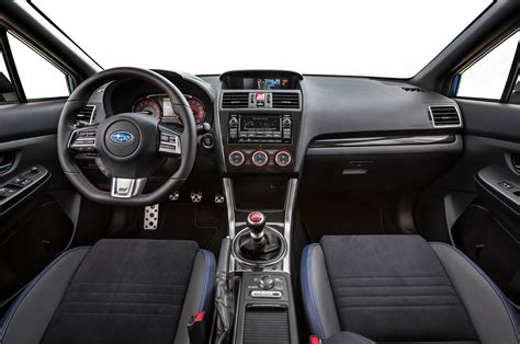 2015 subaru interior 2015 subaru wrx sti launch edition review long term update 5
