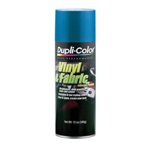 duplicolor upholstery paint dupli color vinyl and fabric coating blue caswell australia