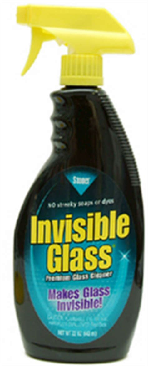 stoner invisible glass cleaner spray  oz sto