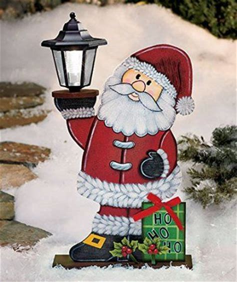 yard santa claus eraper around a tree on skis 379 best images about anything on trees and