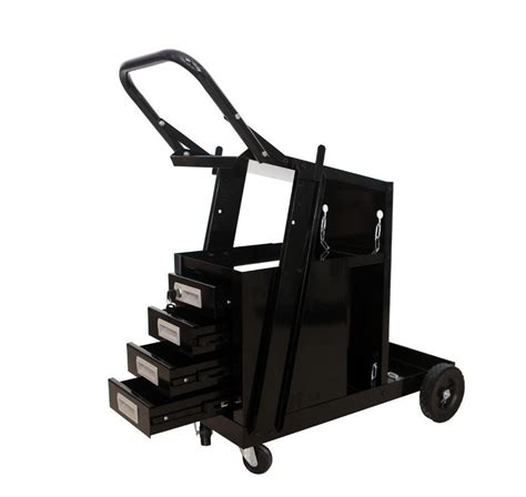 mig welding cart with drawers welding cart trolley with 4 drawers welder storage bench