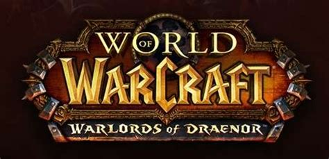 world of warcraft patch logos warcraft warlords of draenor expansion has no flying