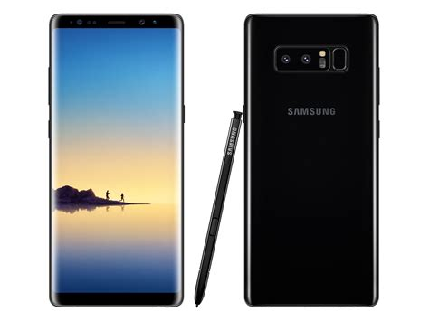 Samsung Note 8 Samsung Reveals Galaxy Note 8 Comes With 12mp Stabilized