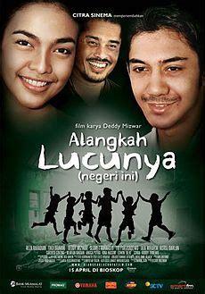 film negeri dongeng wikipedia alangkah lucunya negeri ini wikipedia bahasa indonesia