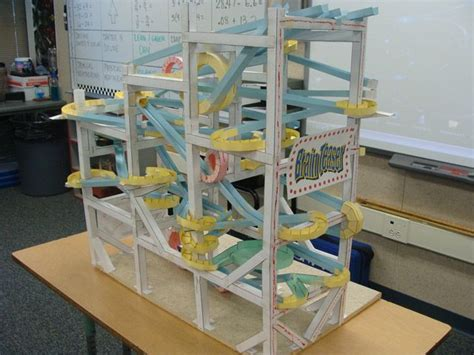 How To Make A Paper Roller Coaster Step By Step - 291 best images about stem projects on