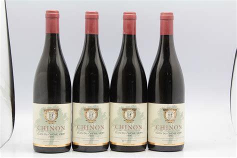 joguet chinon clos du ch 234 ne vert 1990 vins millesimes