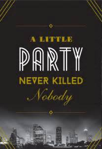 gala invite design by don suttajit a little party never