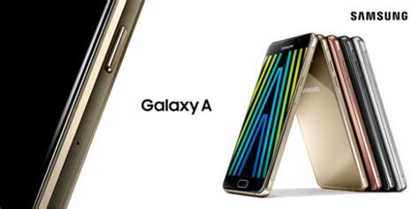Handphone Samsung Galaxy A Series samsung galaxy a series soyacincau