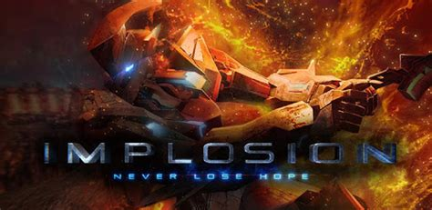 implosion  lose hope apps  google play