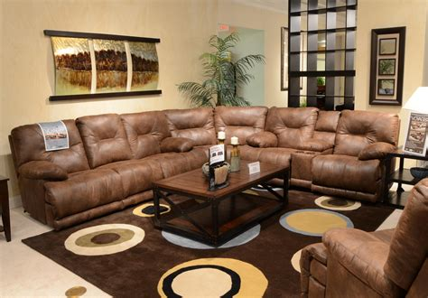 Rustic Reclining Sofa Rustic Reclining Sofa Catchy Rustic Sectional Sofas With Chaise Top Leather Thesofa