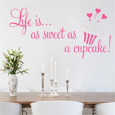 cupcake wall stickers wall decal beautiful cupcake wall decals cupcake canvas wall cupcake decals cupcakes