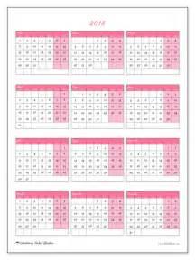 calendario para imprimir 2018 renatus espa 241 a