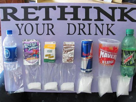 some of the most popular drinks contain enormous amounts