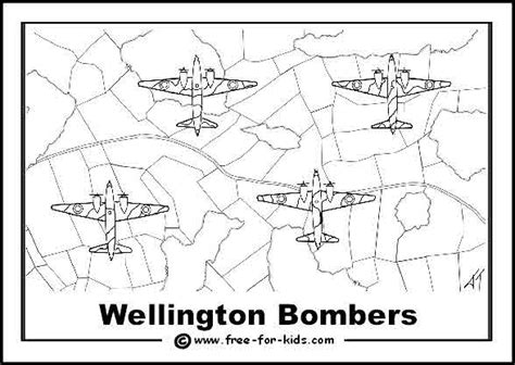 51 bomber coloring page http www free for kids com world