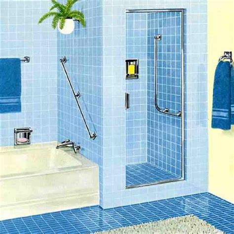 blue tile bathroom 37 sky blue bathroom tiles ideas and pictures