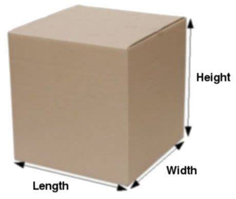 L In A Box by Cb20 20x20x20cm Lxwxh Buy Boxes For Storage Shipping And Moving