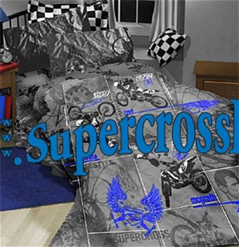 Motocross Bedding Sets Motocross Bedding Set