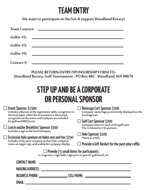 team registration form template team registration form template 28 images team