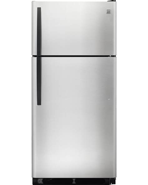 sears refrigerator replacement shelves kenmore 60503 18 cu ft top freezer refrigerator w glass