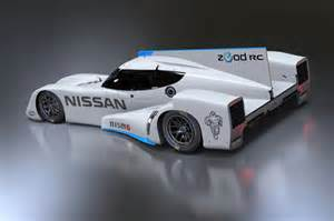 Electric Car Racing Nissan Reveals Completed Zeod Rc 2014 Le Mans Racer