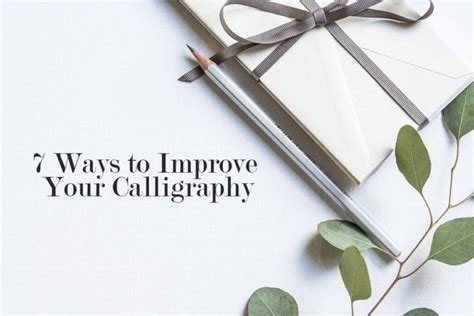 7 ways to boost your creativity 7 ways to improve your calligraphy creative tacos