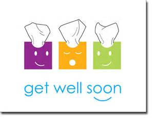 tissue boxes get well soon