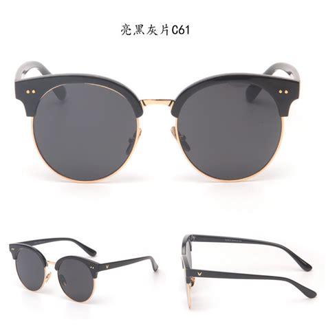 fashion korean sunglasses v brand desinger outerdoor