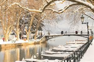 Annecy l hiver tourisme annecy