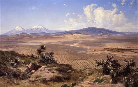 imagenes de paisajes que existen en mexico jos 233 mar 237 a velasco inmortaliz 243 el paisaje del m 233 xico del