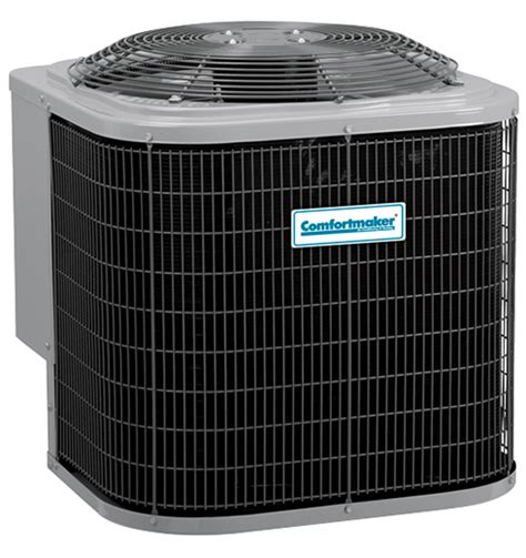 comfort maker performance central air conditioner nxa6 comfortmaker