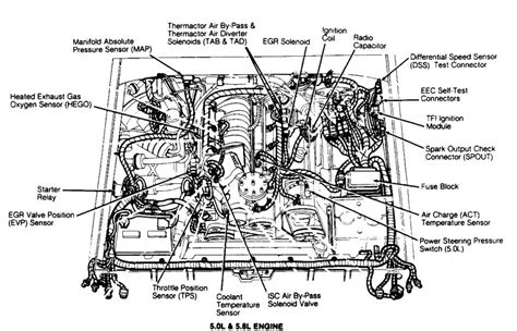1995 ford f 150 5 0 engine diagram wiring diagrams