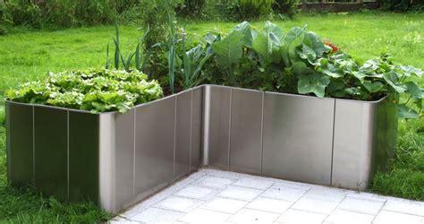 Moderne Hochbeete by Garten Im Quadrat Hochbeet In L Form Quot Corner 163