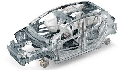 cars  strongest body structures frames  safe cars  india