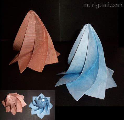 Origami Water Balloon - origami origami water balloon origami water