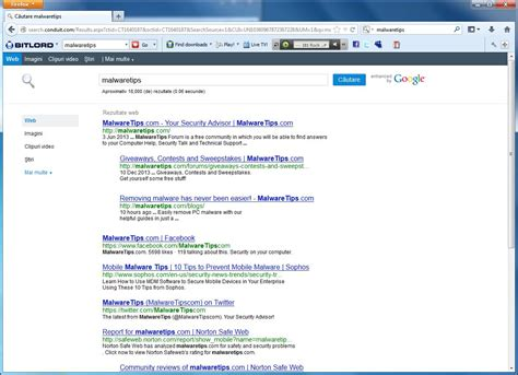 web search remove bitlord toolbar and bitlord customized web search