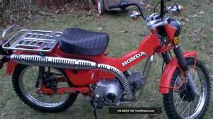Honda Connecticut 1979 Honda Ct 90