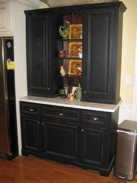 hutch kitchen furniture handmade kitchen hutch by ken witkowski enterprises