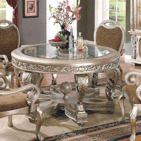 Silver Dining Room Table Fresh Silver Dining Table 13 In Home Decoration Ideas With Silver Dining Table Table Furniture