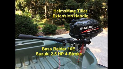 mercury outboard motor tiller extension helmsmate 18 quot tiller extension handle pelican bass