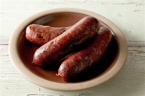 how to make andouille sausages