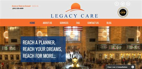 Mba Networking Events Nyc by Danna Cfp 174 Mba Adap Legacy Care Wealth Llc
